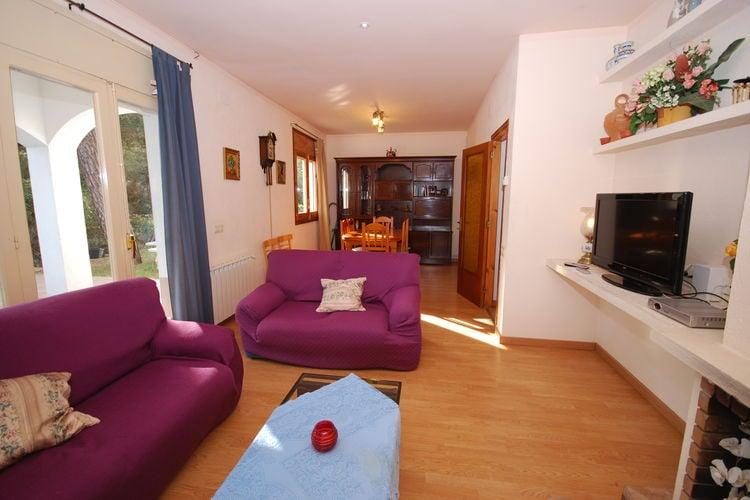 Villa Spanje, Costa Brava, Lloret de mar  - Canyelles Villa ES-17310-56