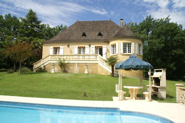 Frankrijk | Dordogne | Villa te huur in Couze-St-Front-lalinde met zwembad   6 personen