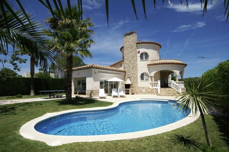 Villas El-Perello te huur El-Perello- ES-43519-08 met zwembad  met wifi te huur
