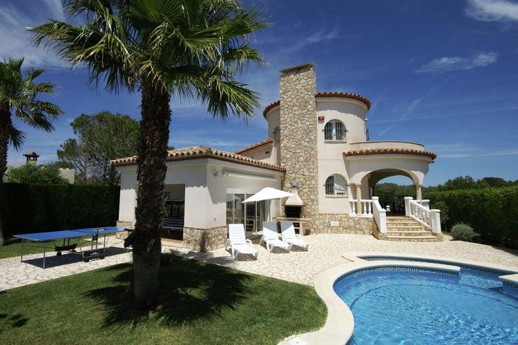 Villa Tina  Costa Dorada Spain