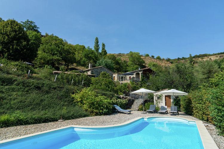 Villa Frankrijk, Ardeche, Pourchères Villa FR-07000-02