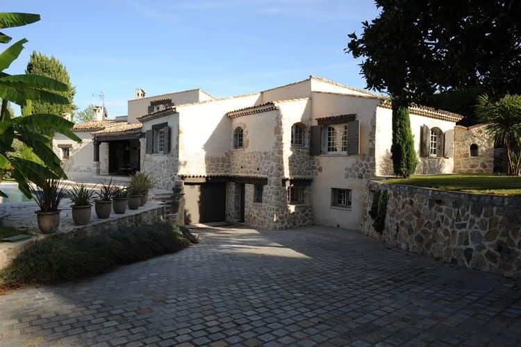 Ferienhaus Villa - LA COLLE-SUR-LOUP (1657214), La Colle sur Loup, Alpes Maritimes, Provence - Alpen - Côte d'Azur, Frankreich, Bild 4