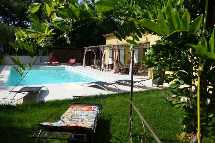 Villa Frankrijk, Provence-alpes cote d azur, Trets Villa FR-13530-06