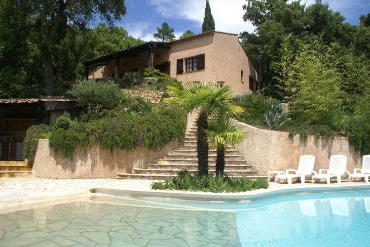 Villa met zwembad met wifi  Les Arcs-sur-Argens  Villa Les Arcs