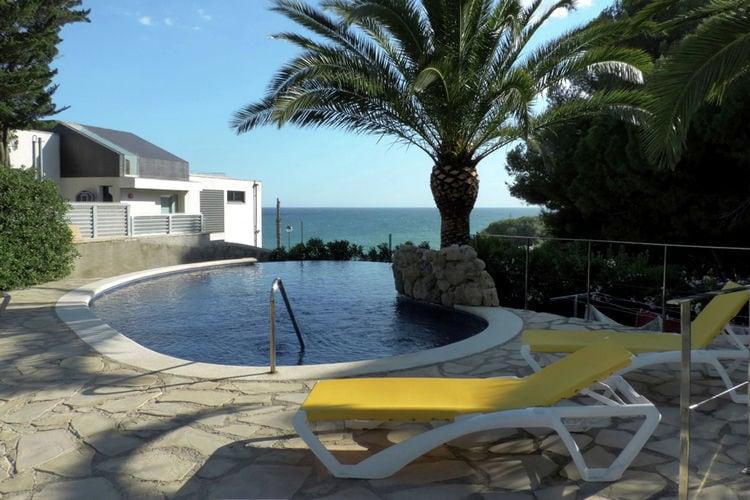 Villas Torredembarra te huur Torredembarra- ES-43830-05 met zwembad  met wifi te huur