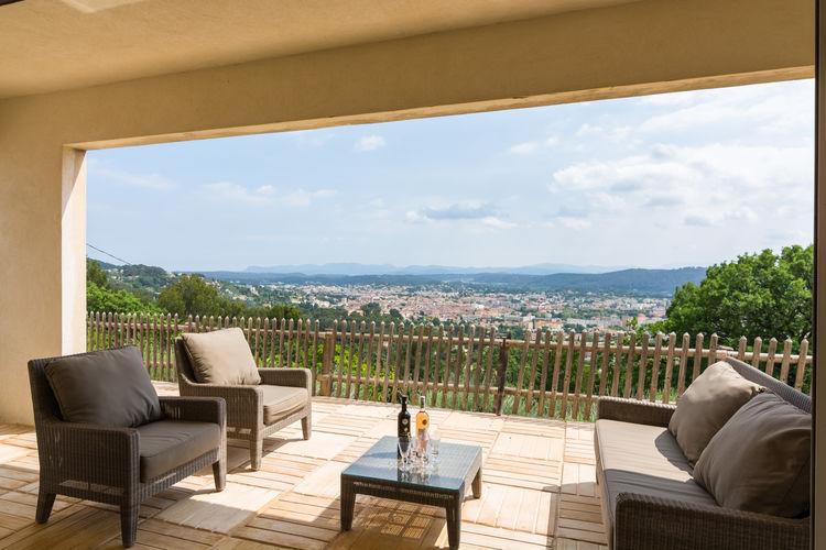 Villa Frankrijk, Provence-alpes cote d azur, Draguignan Villa FR-83300-15