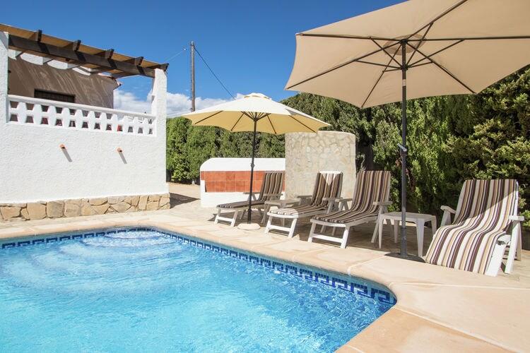 Villa Spanje, Costa Blanca, Calpe Villa ES-03710-40