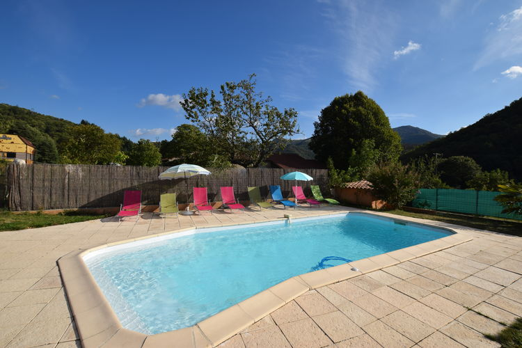Villa Frankrijk, Ardeche, Thueyts Villa FR-07330-02