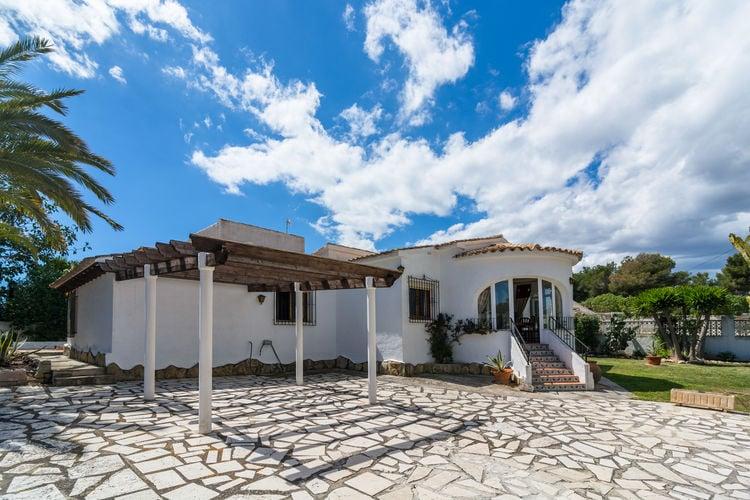 Villa Spanje, Costa Blanca, Moraira Villa ES-03724-39