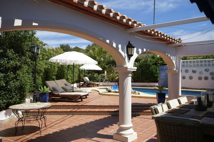 Villa Spanje, Costa Blanca, Javea Villa ES-03730-22