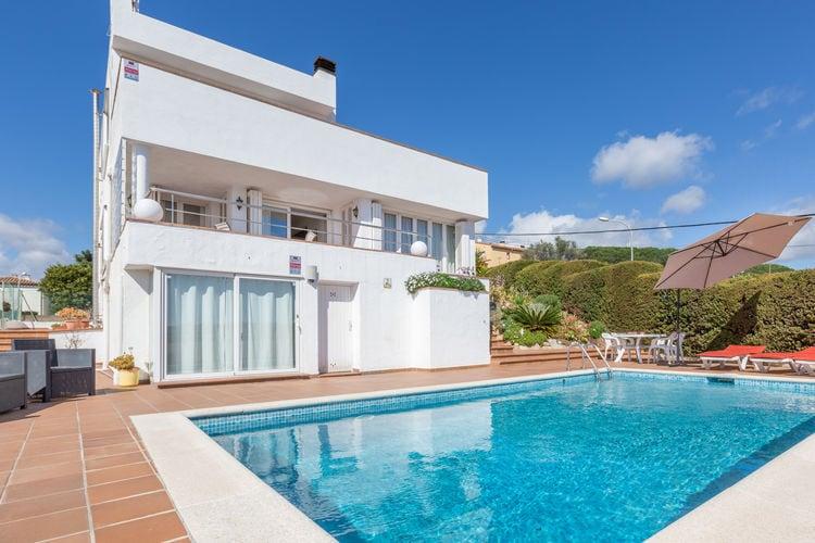 Villa Spanje, Costa Brava, Blanes Villa ES-17300-09