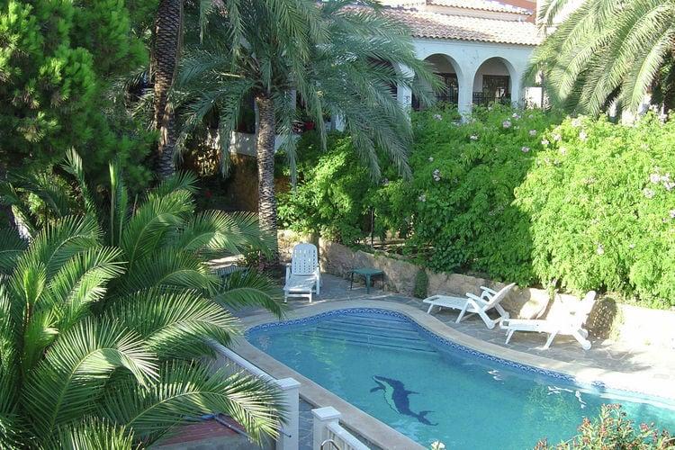 Villas Torredembarra te huur Torredembarra- ES-43830-04 met zwembad   te huur