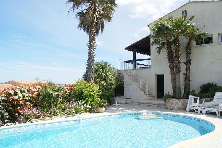 Villa met zwembad met wifi  Les-IssambresVilla Les Issambres