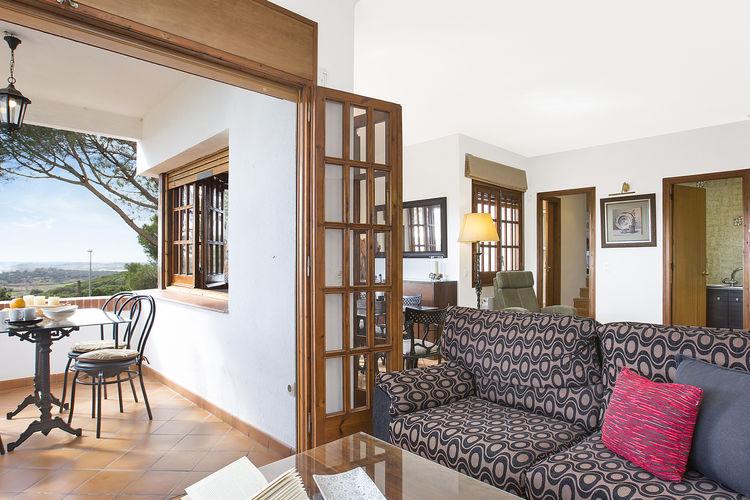 Villa Spanje, Costa Brava, Tordera Villa ES-17300-10