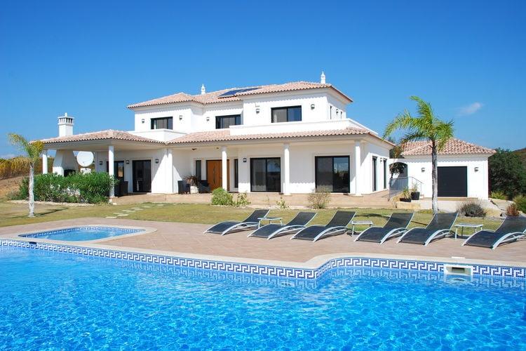 Portugal | Algarve | Villa te huur in Vila-Nova-de-Cacela met zwembad  met wifi 12 personen
