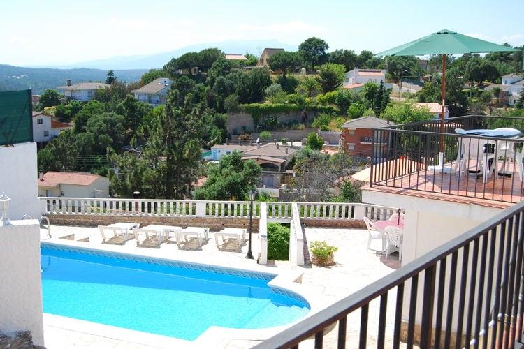 Vakantiewoning Spanje, Costa Brava, Lloret de mar Villa ES-17310-70