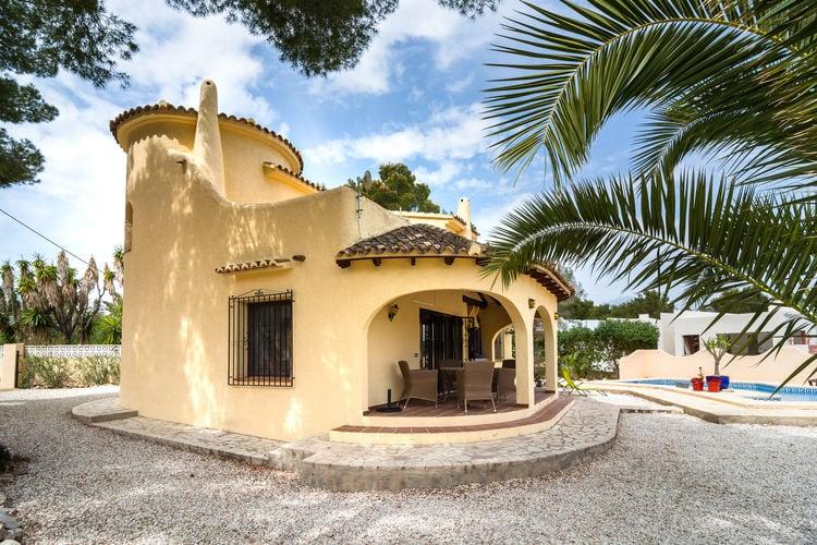 Villa Spanje, Costa Blanca, Benissa Villa ES-03724-45
