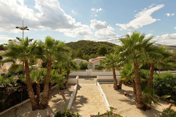 Villa Spanje, Costa Blanca, Moraira Villa ES-03725-11