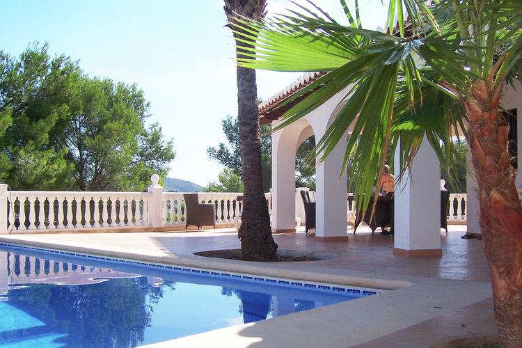Villa met zwembad met wifi  MorairaCasa Salamanca