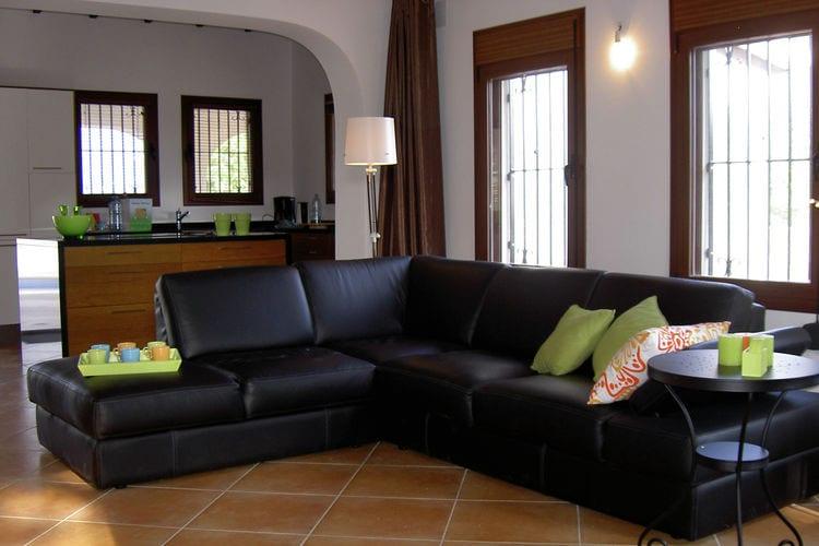Villa Spanje, Costa Blanca, Moraira Villa ES-03724-46