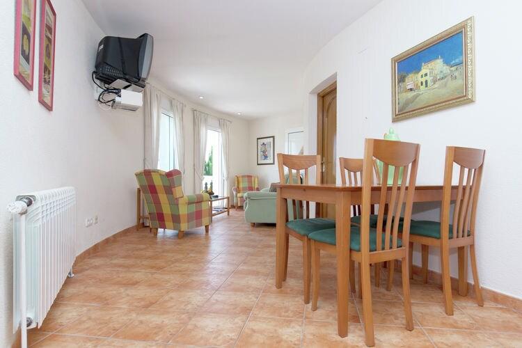 Villa Spanje, Costa Blanca, Pedreguer Villa ES-05150-01