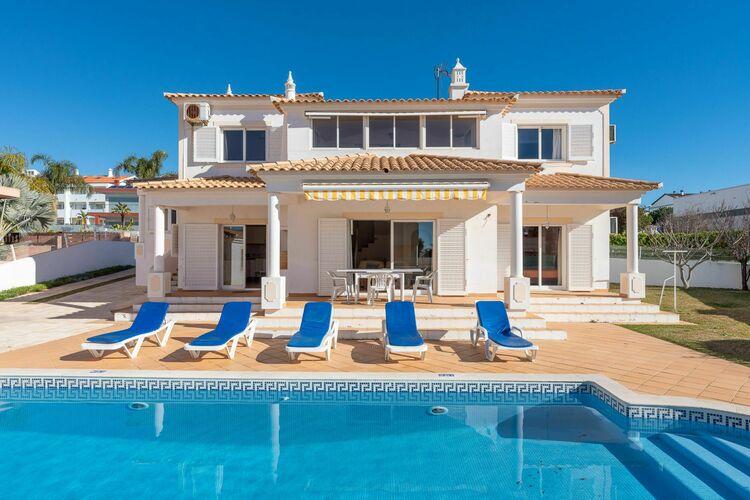 Villa met zwembad met wifi  AlbufeiraCasa do Gui