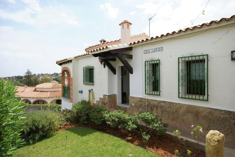 Villa Spanje, Costa Blanca, Denia Villa ES-03700-15