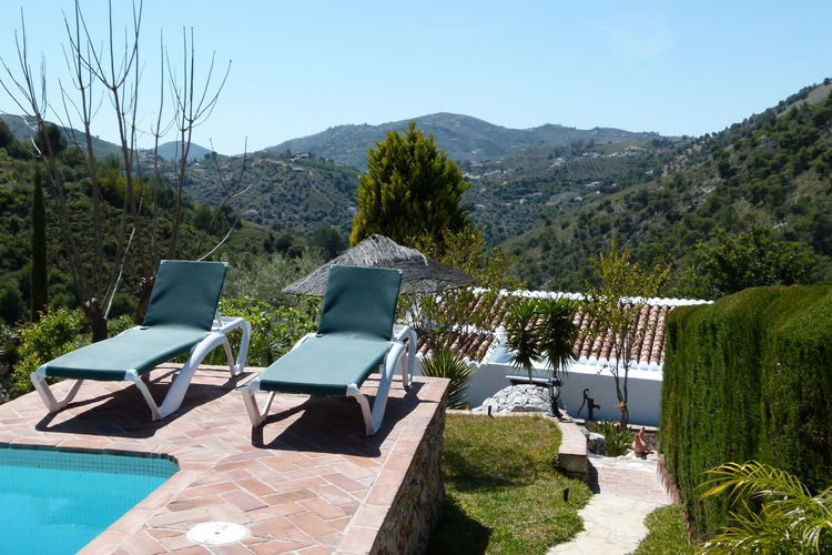 Villa Spanje, Costa del Sol, Frigiliana Villa ES-29788-16