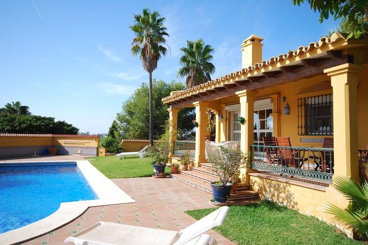 Villa Spanje, Costa del Sol, Mijas Villa ES-29650-05