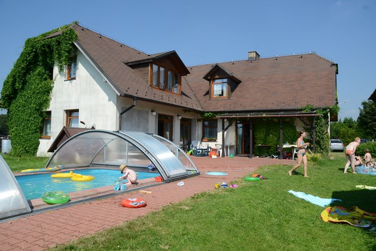Holiday home Eastern Bohemia