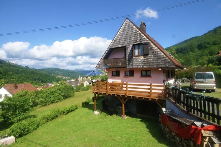 Vakantiehuizen Frankrijk | Vogezen | Vakantiehuis te huur in Natzwiller   met wifi 6 personen