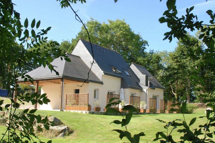 Plurien Vakantiewoningen te huur Mooi, vrijstaand vakantiehuis met riante tuin in Bretagne 1 km van het strand