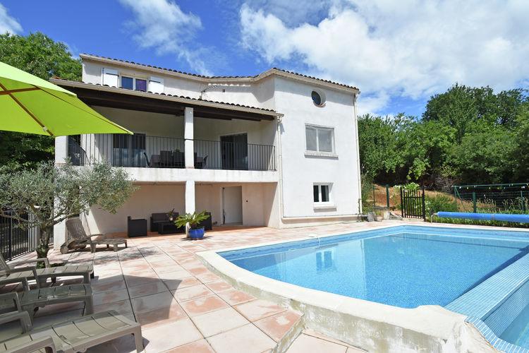Villa Frankrijk, Languedoc-roussillon, Courry Villa FR-30500-36