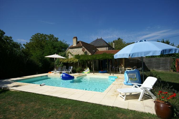 Vakantiehuizen Alvignac-Les-Eaux te huur Alvignac-Les-Eaux- FR-46500-20 met zwembad  met wifi te huur