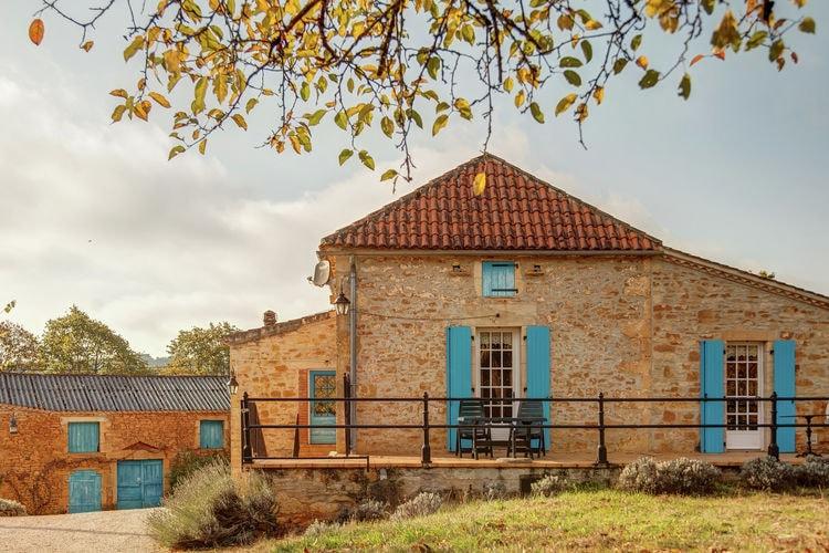 vakantiehuis Frankrijk, Dordogne, Puy-L