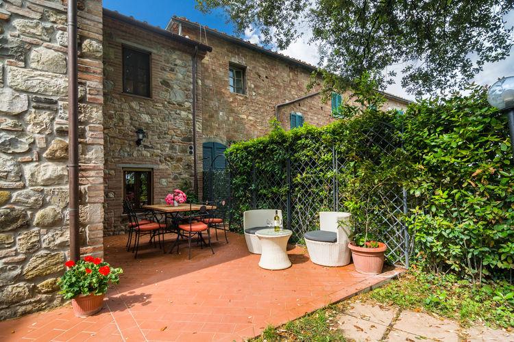 Vakantiewoning met zwembad met wifi  Orciatico (pi)  Il Vecchio Frantoio