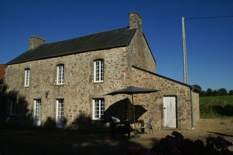 vakantiehuis Frankrijk, Normandie, Ozeville vakantiehuis FR-50310-29