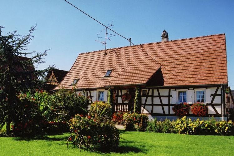 vakantiehuis Frankrijk, Vogezen, Schleithal vakantiehuis FR-67160-01