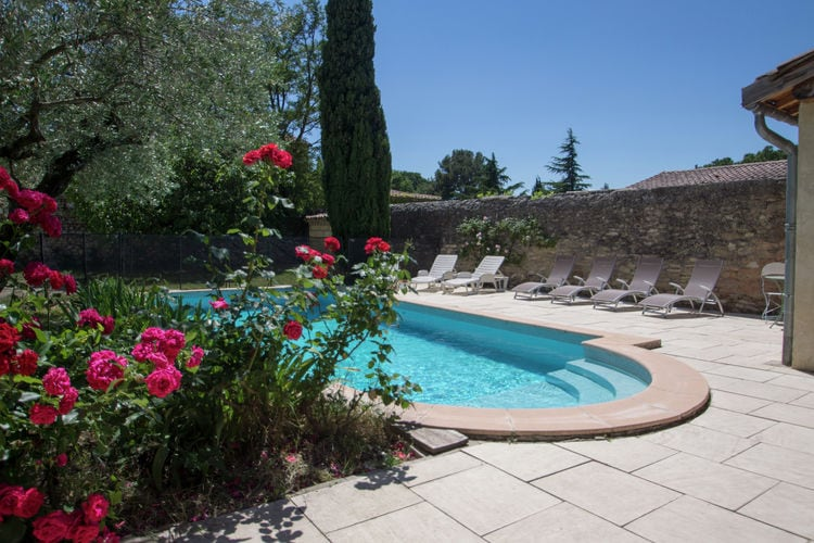Villa Frankrijk, Languedoc-roussillon, Fournes Villa FR-30210-14