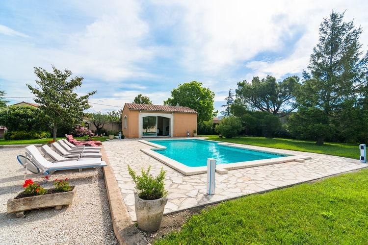 vakantiehuis Frankrijk, Provence-alpes cote d azur, Althen-Des-Paluds vakantiehuis FR-84210-22