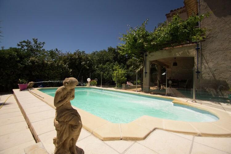 Vakantiewoning met zwembad met wifi  La Ciotat  La Ciotat