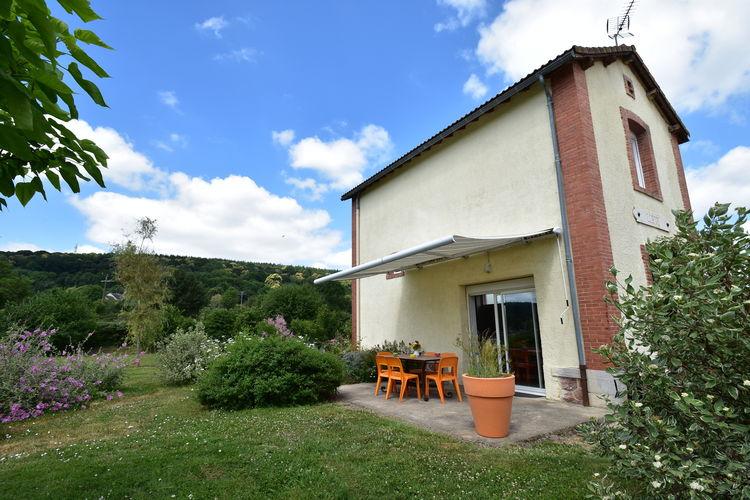 vakantiehuis Frankrijk, Bourgogne, Crux-La-Ville vakantiehuis FR-58330-02