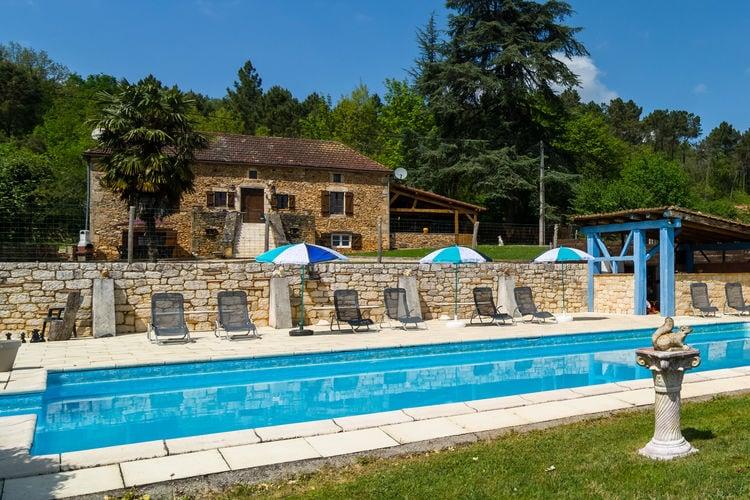 Vakantiehuizen Blanquefort-Sur-Briolance te huur Blanquefort-Sur-Briolance- FR-47500-05 met zwembad  met wifi te huur