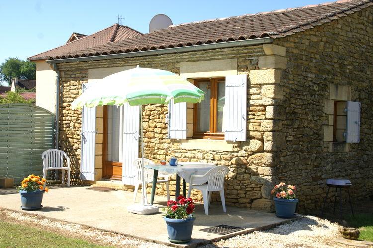 Vakantiehuis  met wifi  DordogneMaison de vacances Prats de Carlux 2p