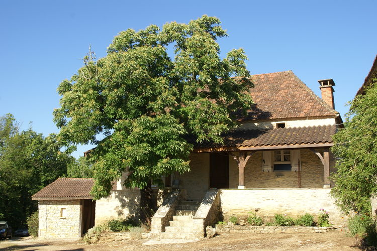 Frankrijk | Dordogne | Vakantiehuis te huur in Campagnac-Les-Quercy    4 personen