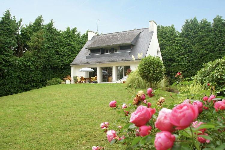 Frankrijk | Bretagne | Vakantiehuis te huur in Saint-yvi    8 personen