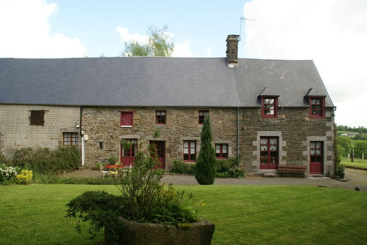 vakantiehuis Frankrijk, Normandie, Montaigu-Les-Bois vakantiehuis FR-50450-09