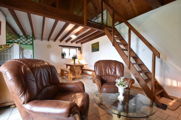 vakantiehuis Frankrijk, Normandie, Guilberville vakantiehuis FR-50160-01