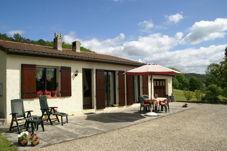 vakantiehuis Frankrijk, Dordogne, Boussac vakantiehuis FR-46700-22