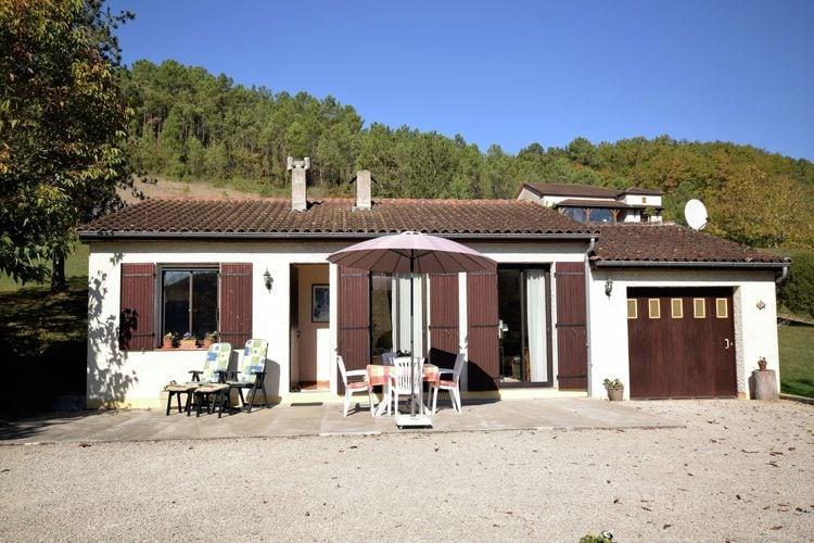 Frankrijk | Dordogne | Vakantiehuis te huur in Soturac   met wifi 4 personen